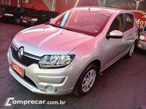 SANDERO - Renault -  - BICOMBUSTÍVEL - ÁLCOOL E