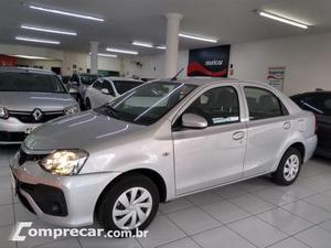 ETIOS SD X 1.5L AT - Toyota -  - BICOMBUSTÍVEL -