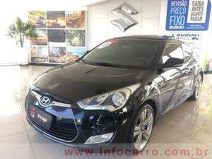 Hyundai Veloster HYUNDAI VELOSTER P Preto Gasolina
