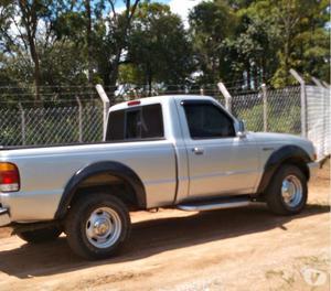 Ford Ranger turbo diesel 2.5 - tração 4x4