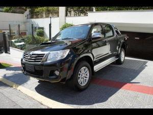 Toyota Hilux 3.0 Srv Top 4x4 Cd 16v Turbo Intercooler Diesel
