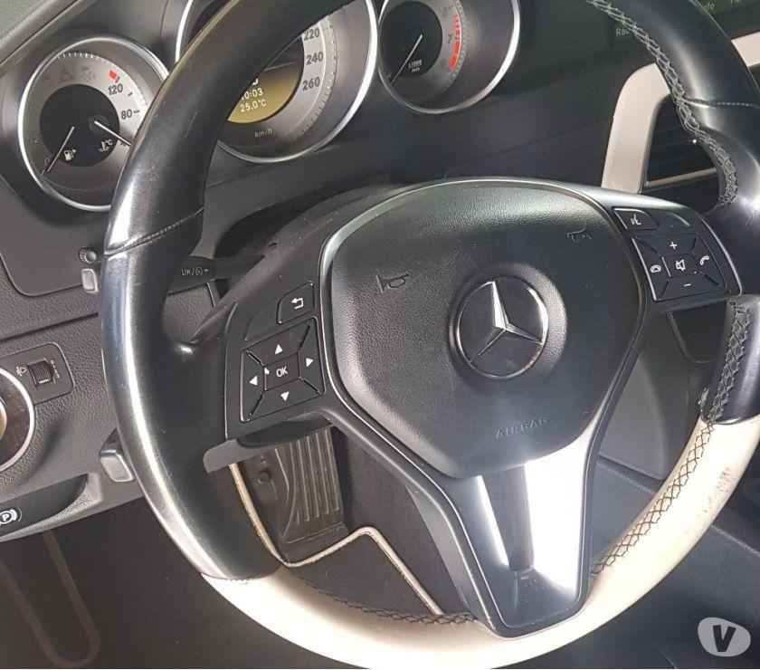 Mercedes Benz C180 Coupe 1.8 Turbo