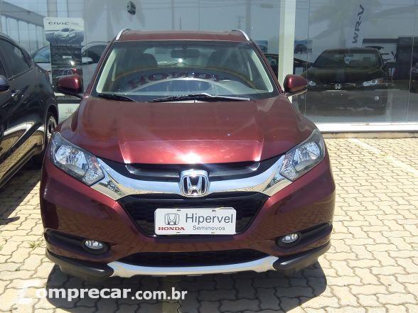 HR-V EX CVT - Honda -  - BICOMBUSTÍVEL - ÁLCOOL E