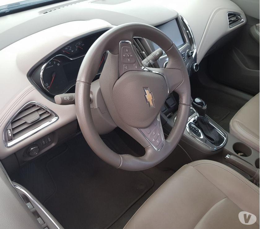 Chevrolet Cruze 1.4 Ltz Turbo seminovo km Goiânia