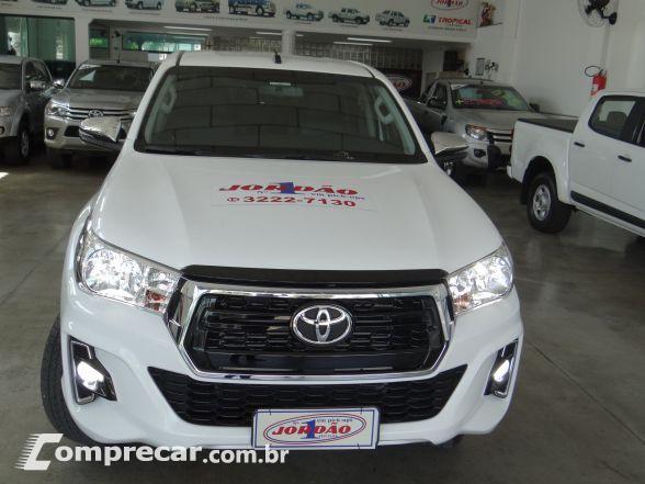 HILUX CD SRV 4X4 - Toyota -  - DIESEL - 4 Portas -