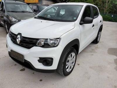 Renault Kwid v Sce Flex Life Manual  em São Bento