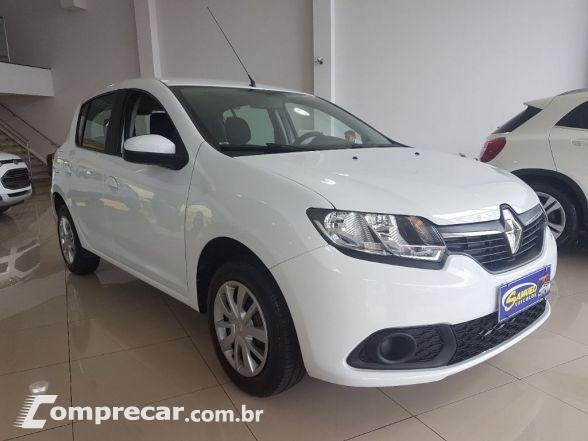 SANDERO EXP 1.6 SCE - Renault -  - BICOMBUSTÍVEL -