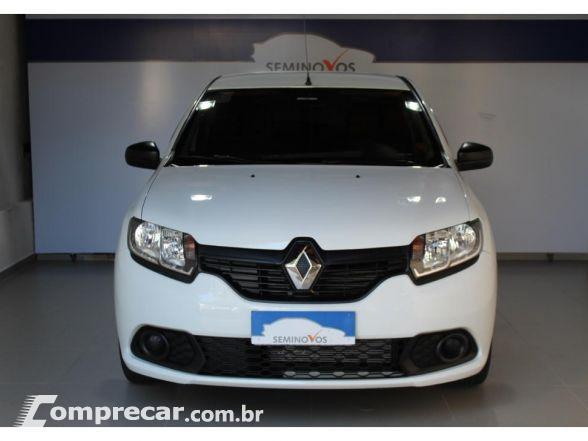 Sandero Authentique - Renault -  - BICOMBUSTÍVEL -