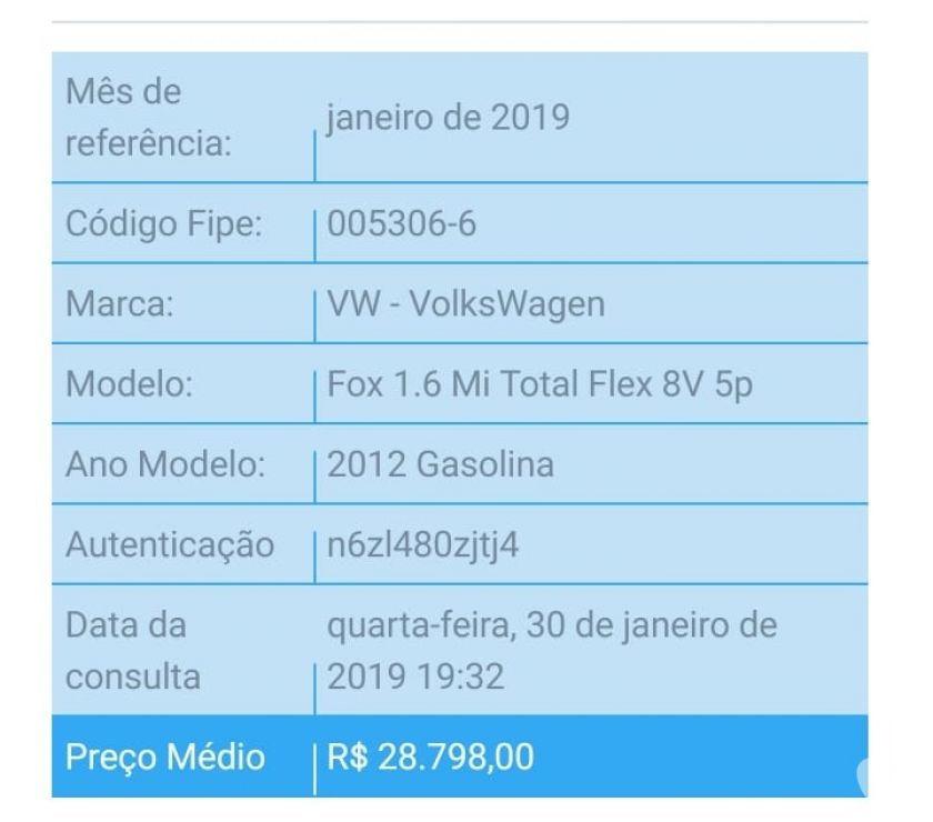 FOX 1.6 VW  COMPLETO FLEX IPVA  PAGO CARRO D MULHER.