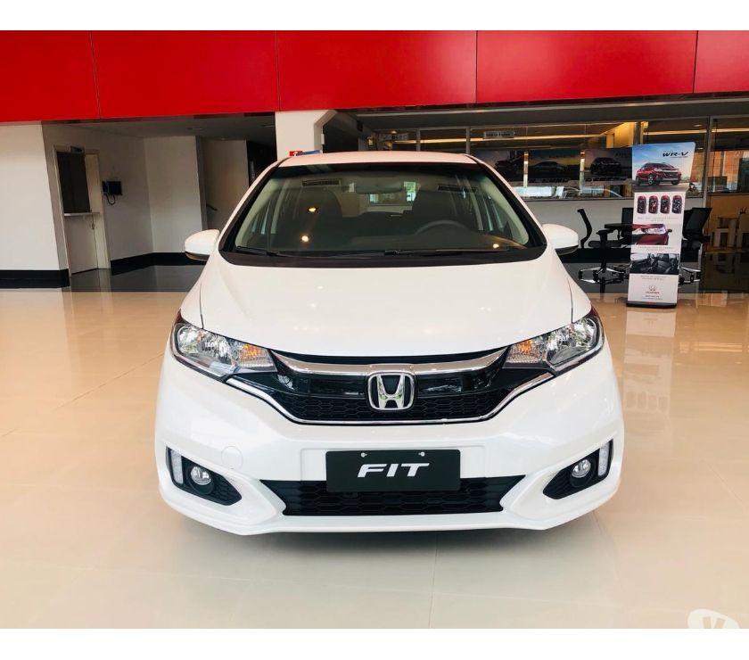 Honda FIT ZERO KM AT 20 mil + 36x + Plano Evolution HOND