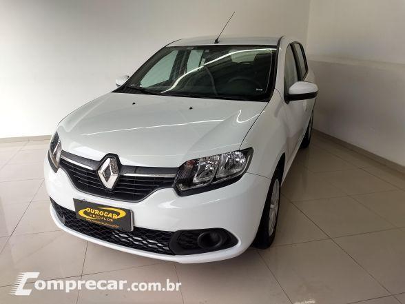 SANDERO EXPRESSION 1.6 - Renault -  - BICOMBUSTÍVEL -