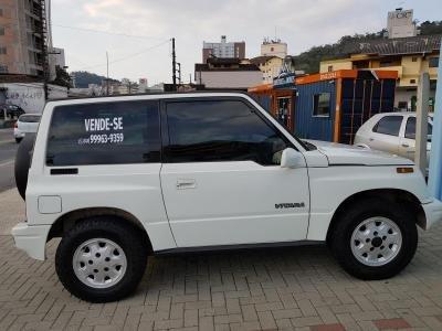 Suzuki Vitara 1.6 Jlx Metal Top 4x4 8v Gasolina 2p