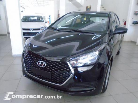 HB20 Unique - Hyundai -  - BICOMBUSTÍVEL - ÁLCOOL E