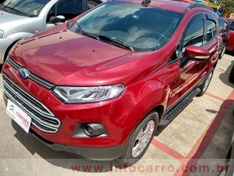 Ford Ecosport NEW ECOSPORT SE V P.SHIFT FLE 4 PT.