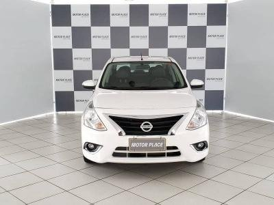 Nissan Versa v Flexstart Unique 4p Xtronic  em