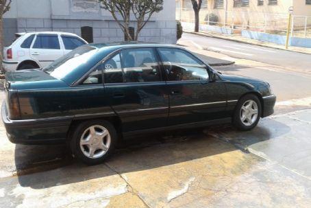 Carros na Web   Anúncio de Chevrolet Omega CD  a