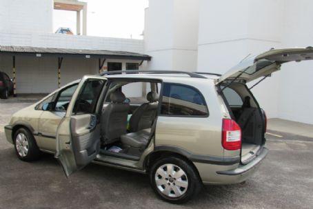 Carros na Web | Anúncio de Chevrolet Zafira Expression 2.0