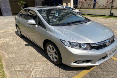 Carros na Web | Anúncio de Honda Civic EXS 1.8 AT  a