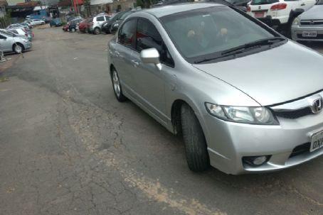 Carros na Web | Anúncio de Honda Civic LXS 1.8 AT  a
