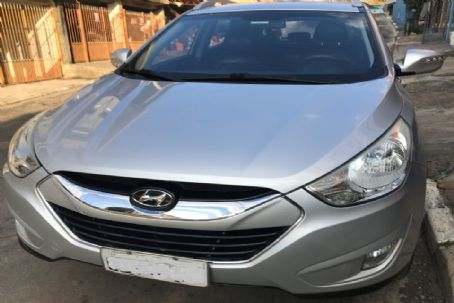 Carros na Web   Anúncio de Hyundai ix AT  a venda