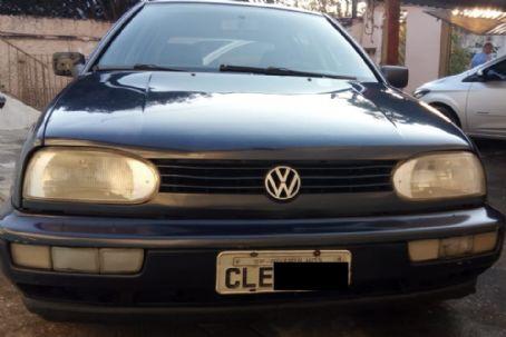 Carros na Web   Anúncio de Volkswagen Golf GL  a