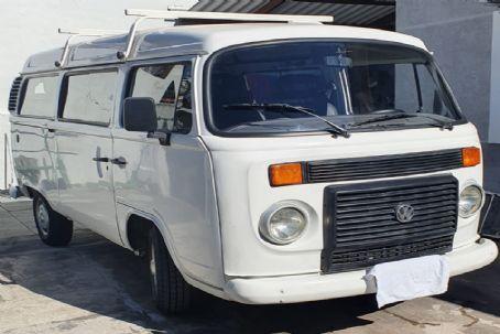 Carros na Web | Anúncio de Volkswagen Kombi Standard 1.4