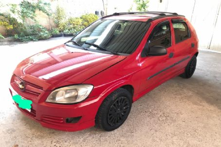 Carros na Web | Anúncio de Chevrolet Celta Super  a