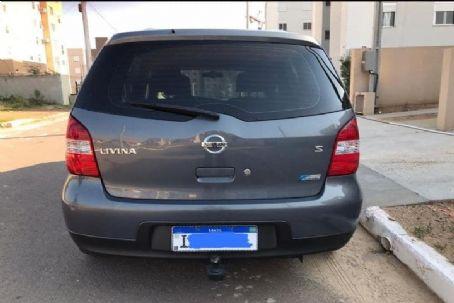 Carros na Web | Anúncio de Nissan Livina S  a venda